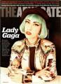 LADY GAGA The Advocate (8/11) USA Magazine