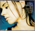 TINA ARENA If I Didn't Love You AUSTRALIA CD5