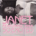 JANET JACKSON Feat.KHIA So Excited USA 12