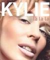 KYLIE MINOGUE La La La UK Picture Book w/Softcover