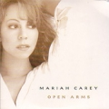 MARIAH CAREY Open Arms AUSTRIA CD5 Promo w/1 Track