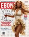 MARIAH CAREY Ebony (8/06) USA Magazine