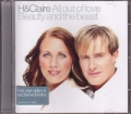 H & CLAIRE All Out Of Love UK CD5 w/Video