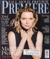 MICHELLE PFEIFFER Premiere (9/99) USA Magazine