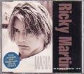 RICKY MARTIN Maria AUSTRIA CD5 w/6 Mixes