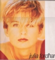 JULIA FORDHAM 1992 JAPAN Tour Program