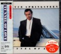 BRUCE SPRINGSTEEN Tunnel Of Love JAPAN Picture CD