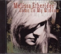 MELISSA ETHERIDGE Come To My Window USA CD5