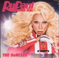 RUPAUL Cover Girl The Rumixes USA CD5