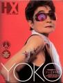 YOKO ONO HX (3/21/03) USA Magazine
