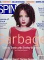 GARBAGE Spin (6/97) USA Magazine
