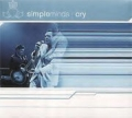 SIMPLE MINDS Cry UK CD5 w/New & Rare Tracks
