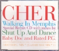 CHER Walking In Memphis UK CD5 w/4 Versions