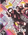 U2 Zoo-TV 1993 JAPAN Tour Program
