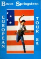 BRUCE SPRINGSTEEN European Tour 85 UK Book