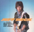 JEFF BECK 1986 Japan Tour JAPAN Tour Program