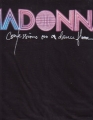 MADONNA Confessions On A Dance Floor Logo Design USA T Shirt