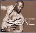 SEAL Get It Together UK CD5 Part 2 w/Mixes