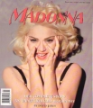 MADONNA Her Complete Story: An Authorized Biography USA Book