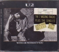U2 The Joshua Tree Set Of 3 GERMANY CD5 Singles Sealed!