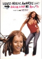 BEYONCE Video Music Awards 2003 USA Promo Postcard