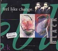 BLACK Feels Like Change UK CD5 Ltd.Edition w/4 Tracks