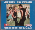 OLIVIA NEWTON-JOHN & JOHN TRAVOLTA You're The One That I Want UK CD5 w/Martian Remix