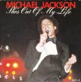 MICHAEL JACKSON She's Out Of My Life UK 7