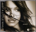 JANET JACKSON Just A Little While AUSTRALIA CD5