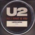 U2 All I Want Is You UK 7