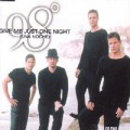 98 DEGREES Give Me Just One Night (Una Noche) UK CD5 w/Special Cards