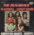 THE RUNAWAYS Blackmail GERMANY 7
