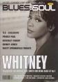 WHITNEY HOUSTON Blues & Soul (3/23-4/5/99) UK Magazine