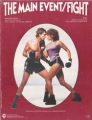 BARBRA STREISAND The Main Event/Fight USA Sheet Music
