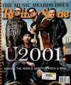 U2 Rolling Stone (1/18/01) USA Magazine