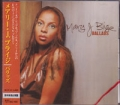 MARY J. BLIGE Ballads JAPAN CD w/16 Tracks