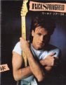 RICK SPRINGFIELD 1984 JAPAN Tour Program