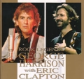 GEORGE HARRISON with ERIC CLAPTON JAPAN 1991 Tour Program