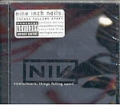 NINE INCH NAILS Things Falling Apart: Fragile Sessions USA CD