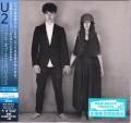 U2 Songs Of Experience JAPAN CD w/Bonus Track+Postcard