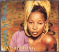 MARY J. BLIGE Everything UK CD5 Part 1 w/4 Tracks