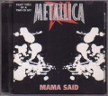METALLICA Mama Said UK CD5 Part 2