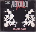 METALLICA Mama Said UK CD5 Part 2