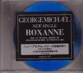GEORGE MICHAEL Roxanne JAPAN CD5 Promo Acetete