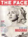 MADONNA The Face (6/91) UK Magazine