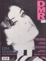 LISA STANSFIELD DMR Magazine (10/12-24/91) USA Magazine