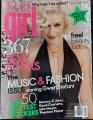 GWEN STEFANI Elle Girl (12-1/05) USA Magazine