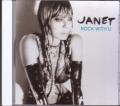 JANET JACKSON Rock With U USA CD5 Promo