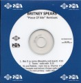 BRITNEY SPEARS Piece Of Me Remixes USA CD5 Promo