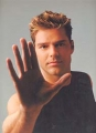 RICKY MARTIN Living La Vida Loca World Tour 1999-2000 UK Tour Program